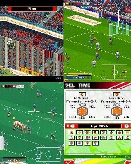 pacote de jogos de futebol para celular 176x220